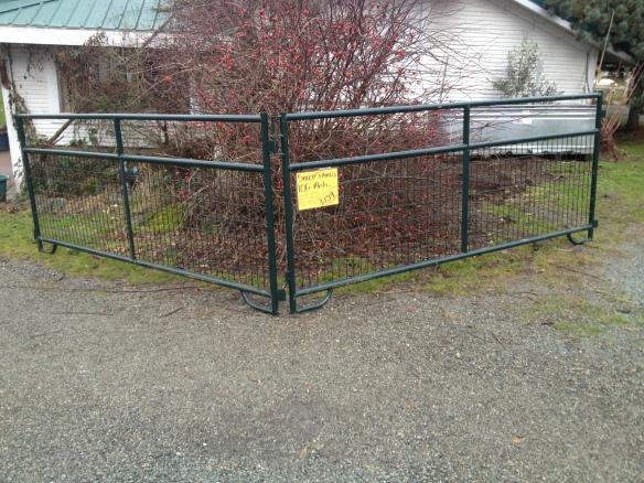 mesh  10 foot panels